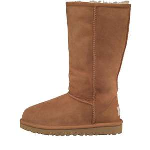 UGG girls Classic Tall chestnut (30+31) -60% @ MandM Direct