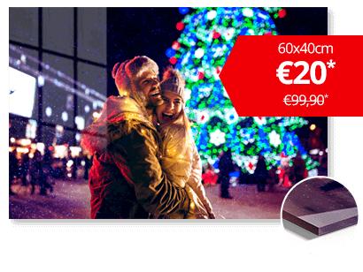 Foto 40x60 op plexiglas voor 20 euro