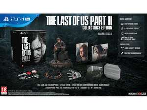 The Last of us: part II collectors edition voor de prijs van de normale pre-order
