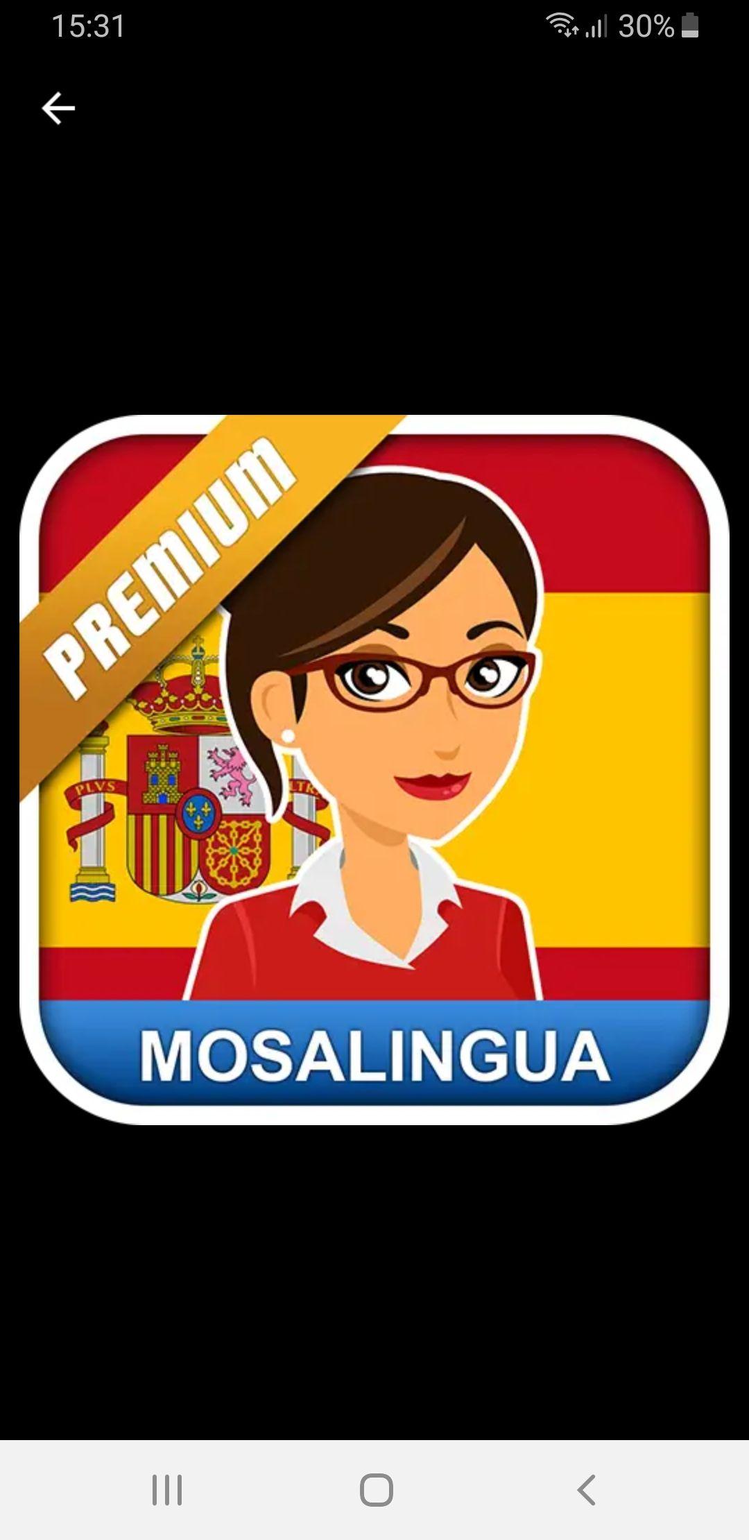 Leer gratis Spaans met Mosalingua