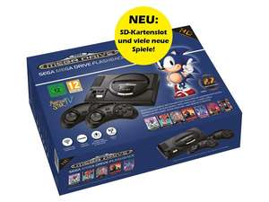 SEGA MegaDrive Flashback HD Versie 2019 Retro @ Lidl-shop