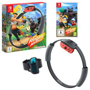 [Nu €59,99] Ring Fit Adventure - [Nintendo Switch] 69,- + gratis bezorgd