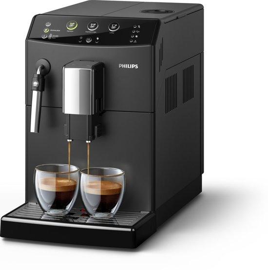 Philips 3000 Serie HD8827/01 - Espressomachine - Zwart