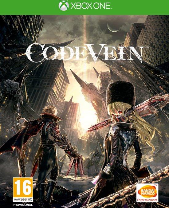 Code Vein - Xbox One en PS4