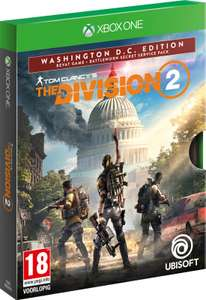 The division 2 washington dc edition Xbox One