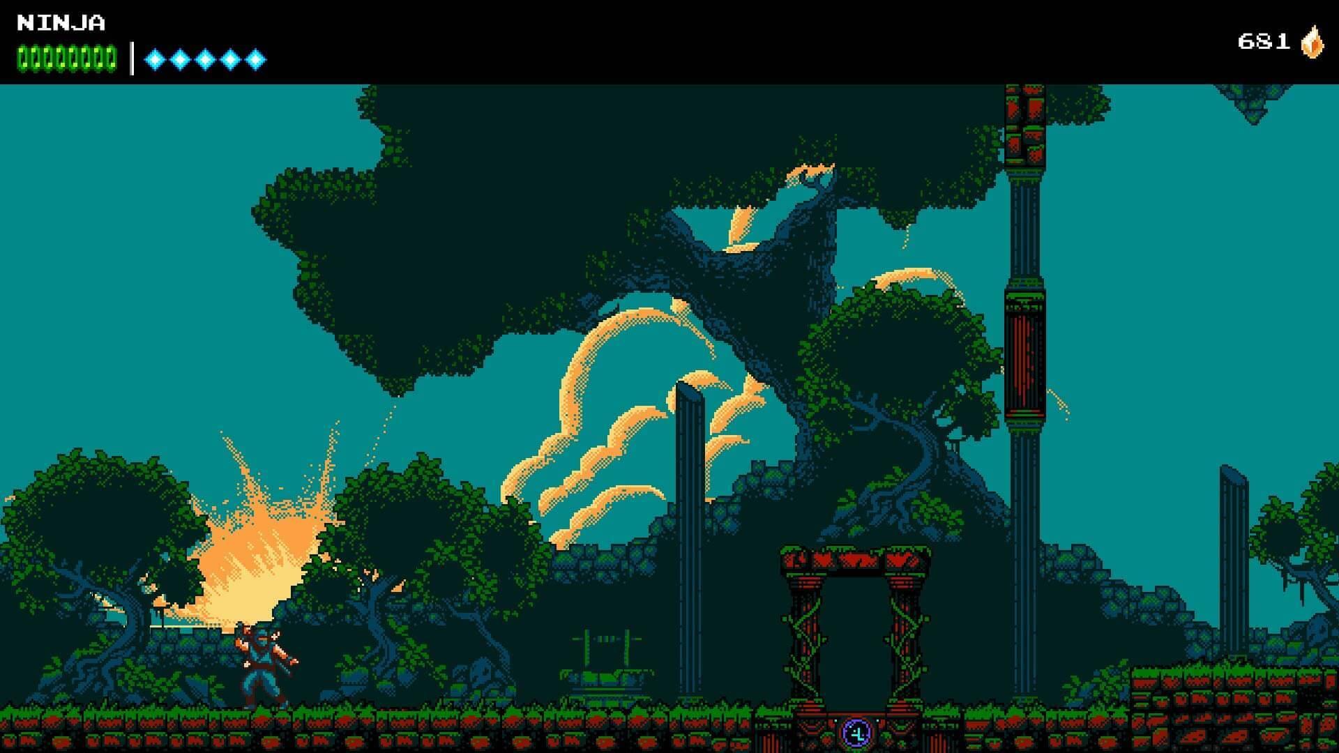 Gratis Bij Epic Games Store: The Messenger