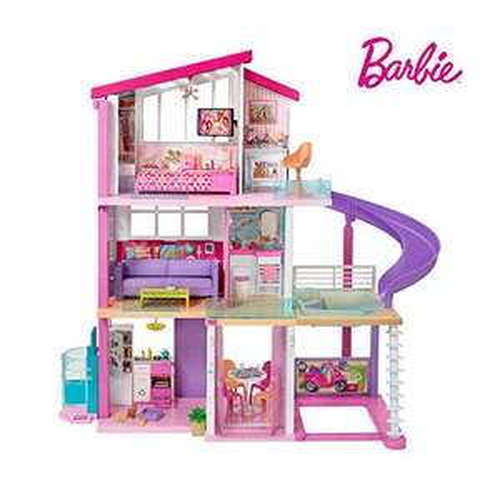 Barbie Droomhuis voor €199,28 (laagste elders: €241) @ amazon.de