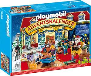 PLAYMOBIL Adventskalender - Speelgoedwinkel - 70188