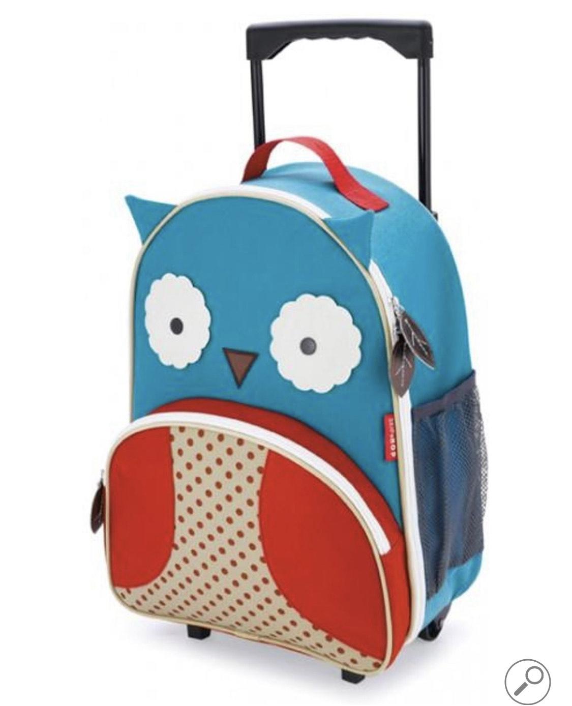 Skip Hop Zoo - Kinderkoffer - Uil @ Bol.com