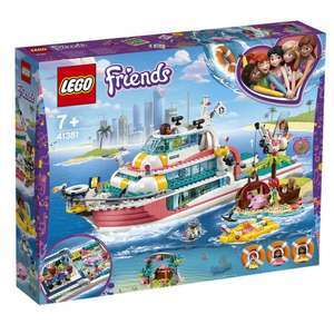 LEGO Friends Reddingsboot (41381)