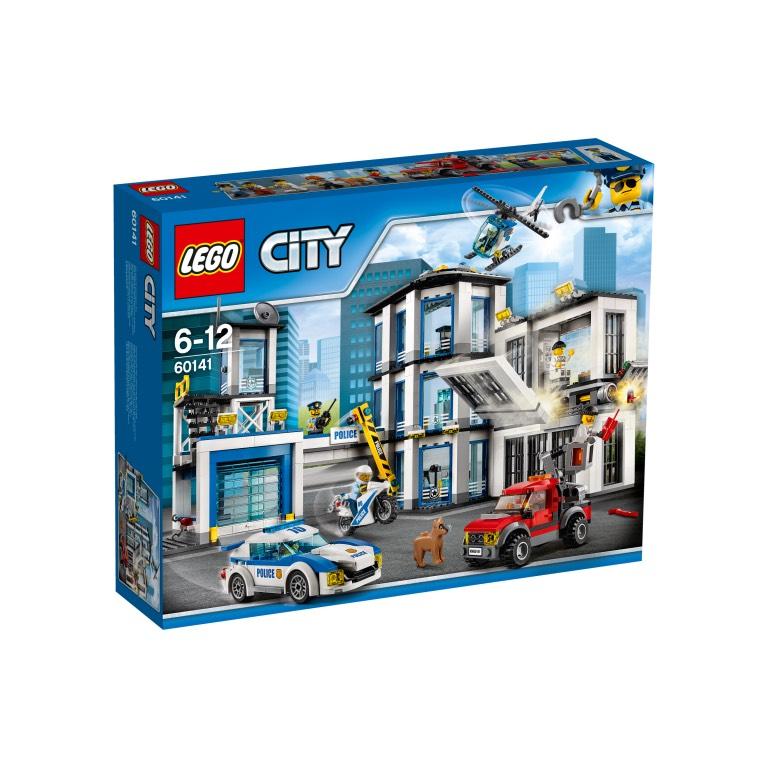 LEGO City Politiebureau (60141)