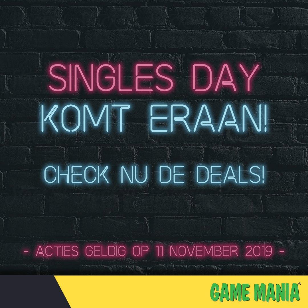 Singles Day: 11% korting accessoires en twee used games voor €11 @ Game Mania