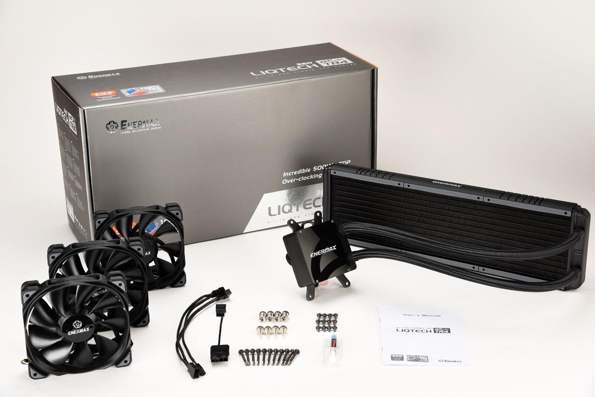 Enermax LiqTech TR4 360 - waterkoeler Threadripper