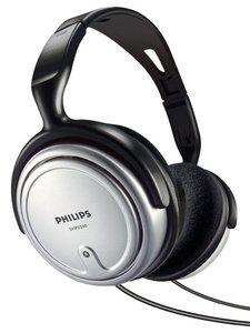 Philips hoofdtelefoon met 6 meter snoer