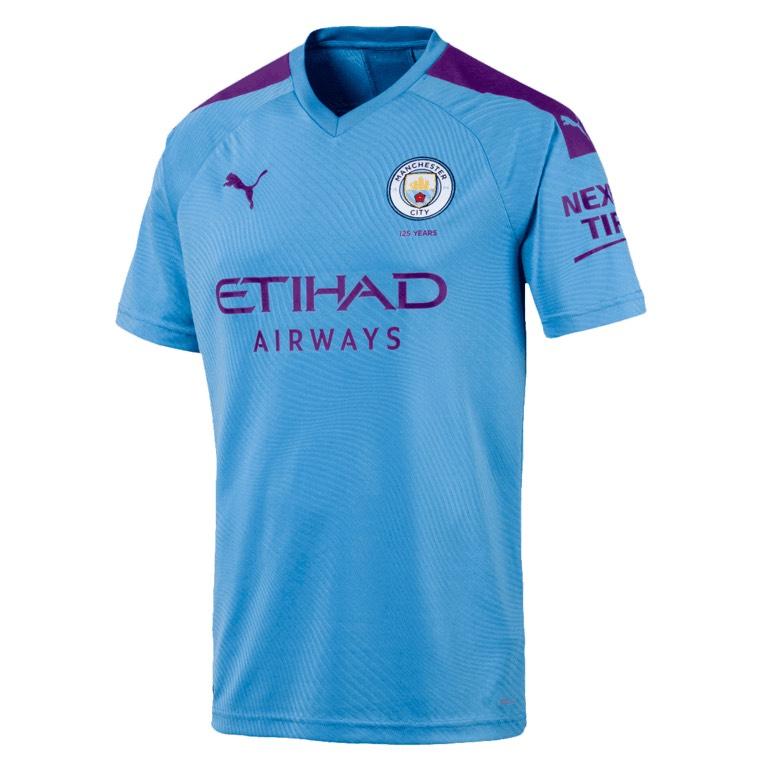 Voetbalshirts huidige collectie topclubs 35% korting