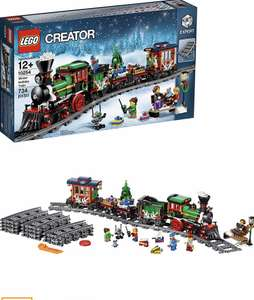 Lego creator winter vakantietrein (10254)