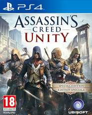 Assassin's Creed - Unity Special Edition PS4/Xbox One (used game) voor €14,98 @ Game Mania