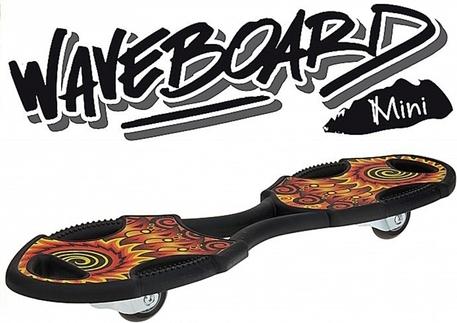 XQ Max Waveboard Mini @ Dagknaller