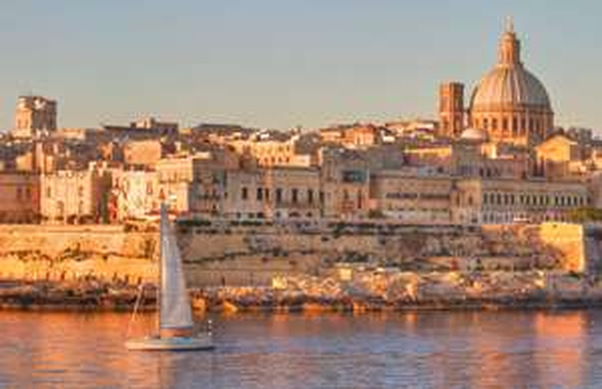 Vliegtickets Eindhoven-Malta met Malta Air (dec.-jan.)
