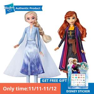 Hasbro Disney Princess Frozen 2 Poppen met lichteffect €8.98-€12.56 [Aliexpress Deals]