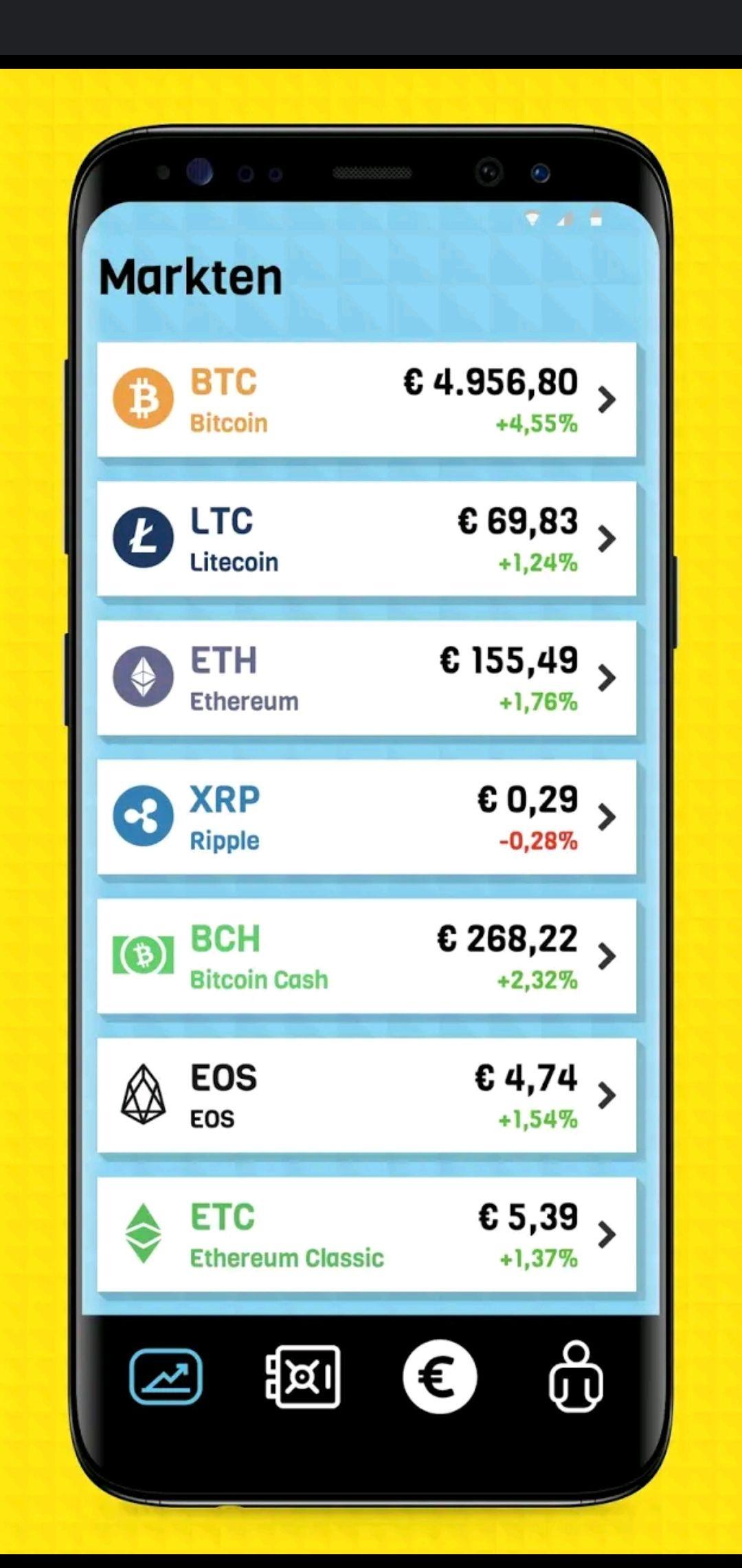 [Gratis Geld] 5€ tegoed bij WeAreBlox.com cryptocurrency