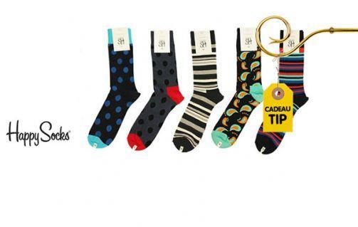5 pack Happy Socks voor slechts 19,95