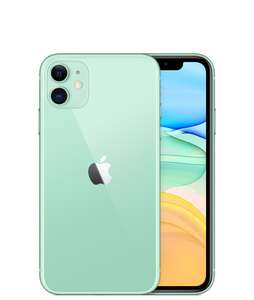 iPhone 11 groen