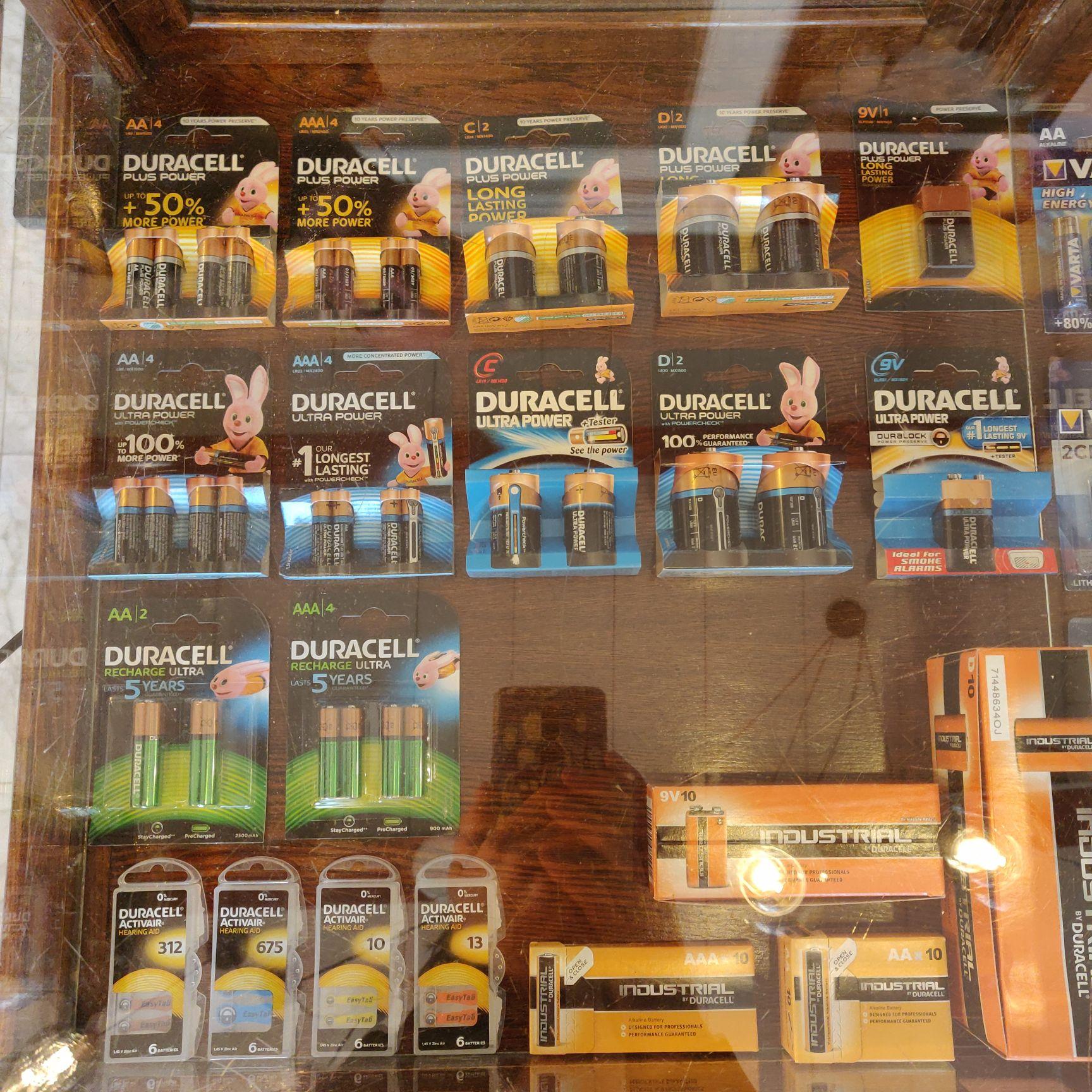 (lokaal) 10 Duracell batterijen voor 3,50! En meer