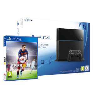 PS4 Ultimate Player Edition 1TB  + FIFA 16 + 4 weken Magazine VI voor €368,99 @ Bol.com
