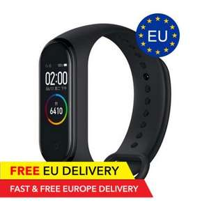 Singles Day: Xiaomi Mi Band 4 - Global Version - EU Warehouse @ TradingShenzhen