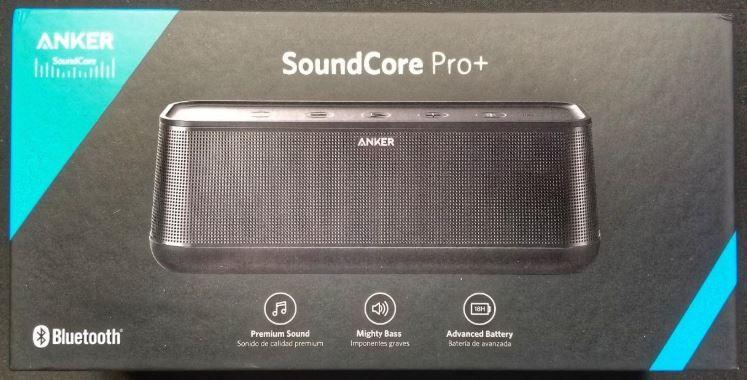 Anker SoundCore Pro + (AliExpress - 11/11)