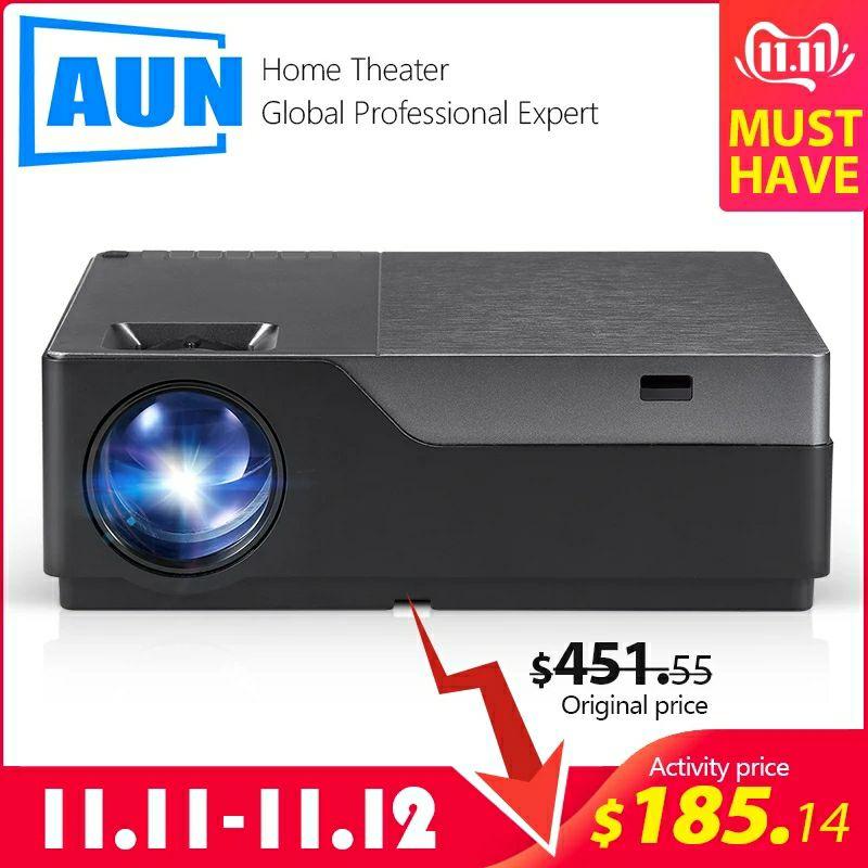 AUN Full HD Projector M18 - pakhuis Spanje