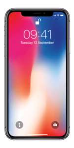 Apple iPhone X 64GB (Silver of Space Grey) NIEUW