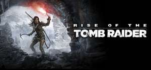 Rise of the Tomb Raider voor €7,49 op Steam