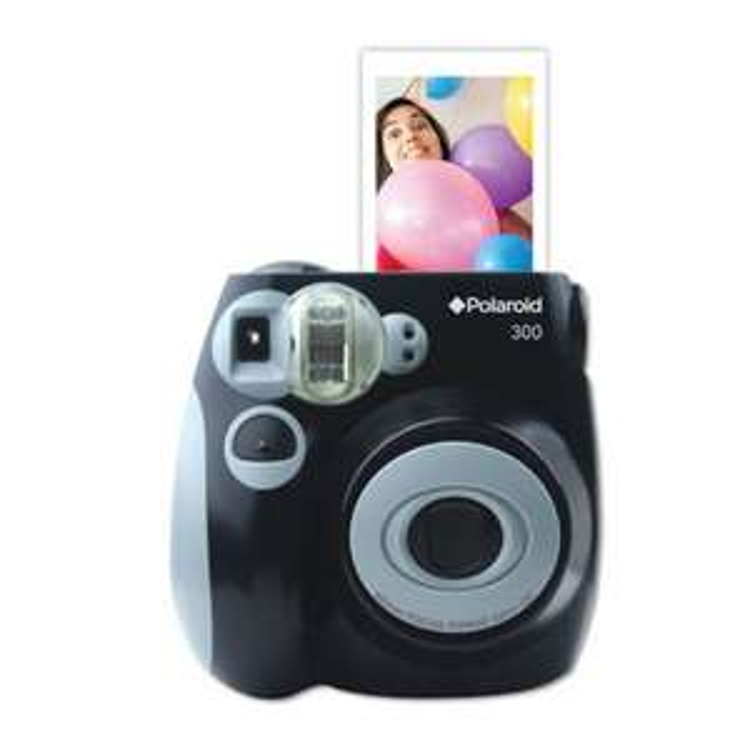 Polaroid PIC-300 Instant Camera @Trekpleister