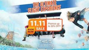 [Singles Day] This is Holland tickets met 50% korting