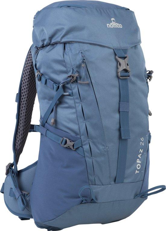 Nomad Topaz tourpack 26 L Rugzak--Titanium