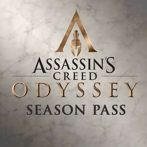 [PS4] Assassin's Creed Odyssey Season Pass