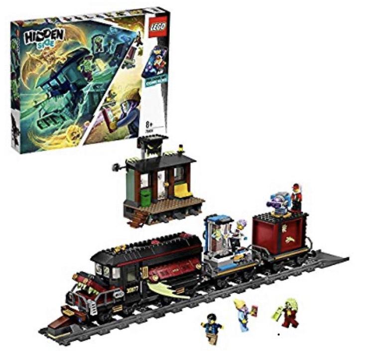 Lego spookexpress (70424)