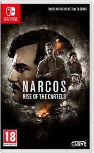 Narcos: Rise of the Cartels Switch €23,99 @ Nintendo eShop NL