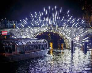 Amsterdam Light Festival €16,99 Earlybirds