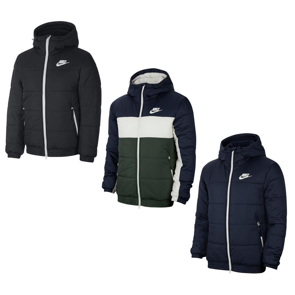 Nike Sportswear herenjack - 3 kleuren + gratis verzending t.w.v. €9,95 @ Geomix