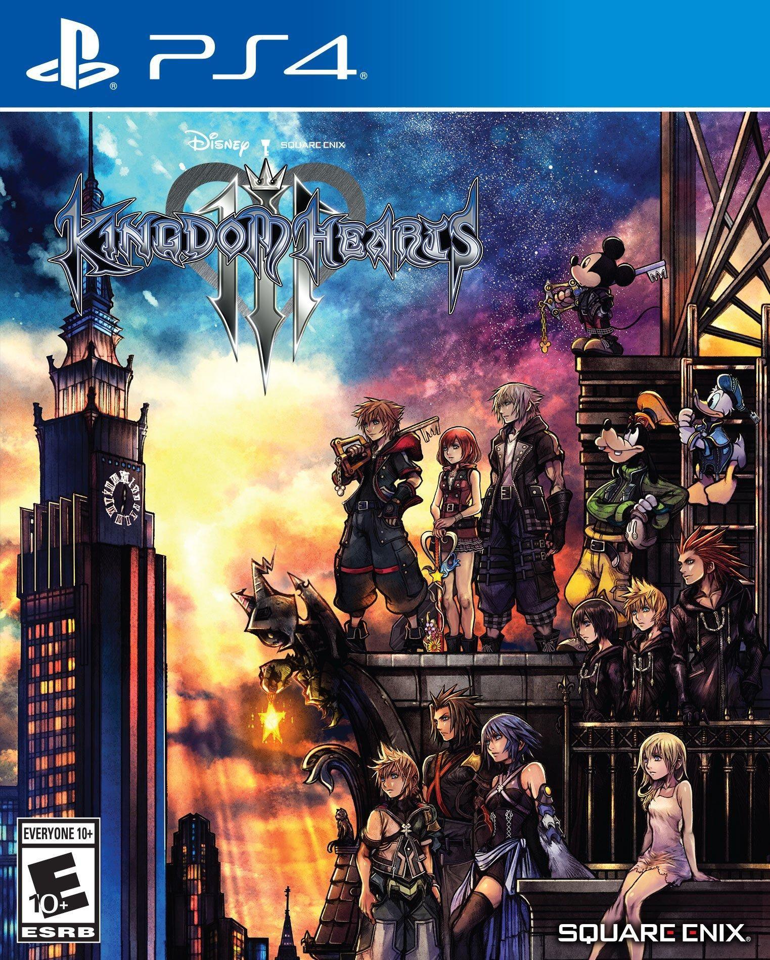 Kingdom Hearts III voor € 23,09 (PS4)