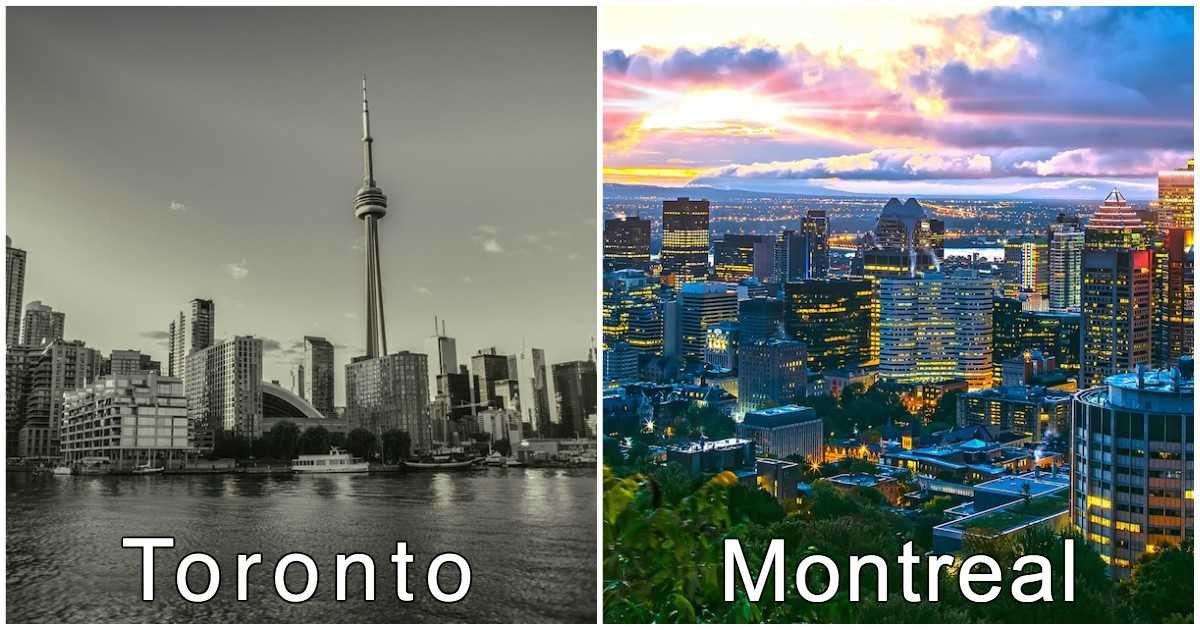 Vliegticket alert: Amsterdam - Canada (Montreal/Toronto), met KLM/Air France, Nov '19 t/m April '20, vanaf 227 euro!