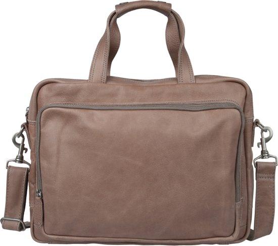 Leren Cowboysbag Bude tas 15.6 Inch -70% @ Bol.com