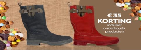 ZOO Adventure Laarzen met korting en onderhoudsset