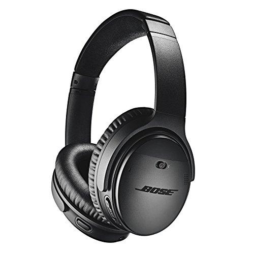 Bose QC 35 II zwart en zilver @ amazon.de