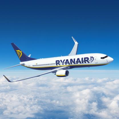 Ryanair vluchten vanaf 9,99 euro (Düsseldorf)