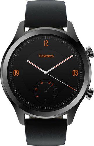 Ticwatch C2 zwart WearOS smartwatch