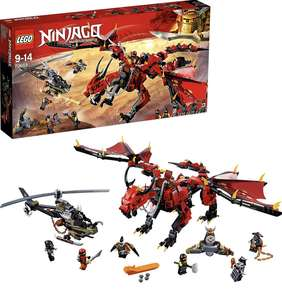 Lego Ninjago firstbourne (70653)